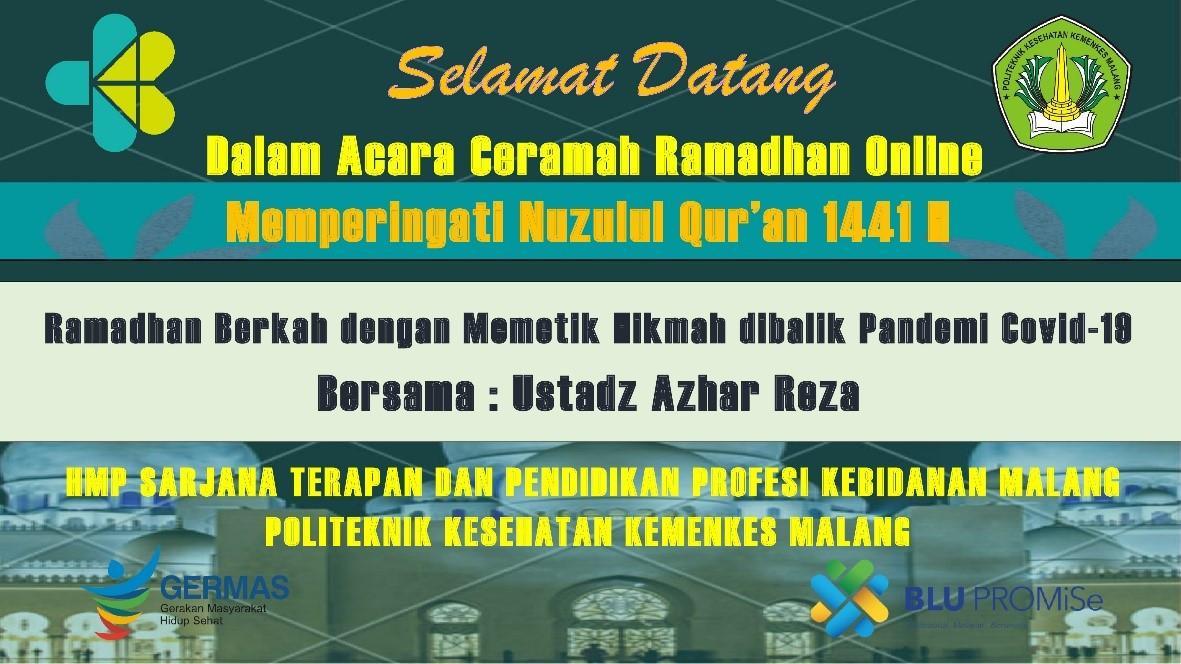 Ceramah Ramadhan Online (CEMARA)